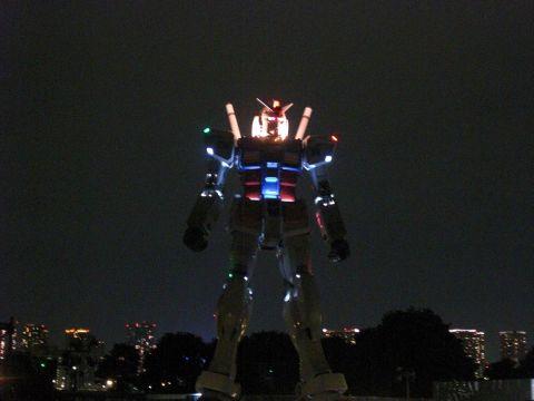 ガンダム(夜)05.JPG